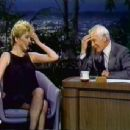 Teresa Ganzel On The Tonight Show