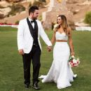 Scheana Marie Marries Boyfriend Michael Shay: See Her Midriff-Baring Wedding Dress! - 454 x 459