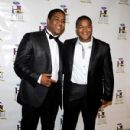 Kyle and Chris Massey attended the 9th Annual Ford Hoodie Awards in Las Vegas, August 13