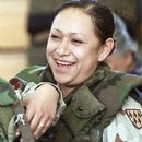 Native American women in warfare