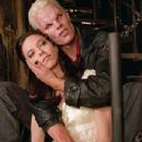 James Marsters as Spike and Juliet Landau as Drusilla in Buffy - The Vampire Slayer