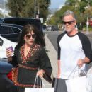 Selma Blair Shopping With Her Boyfriend in Beverly Hills - 454 x 555