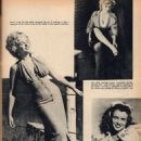Marilyn Monroe - Movie World Magazine Pictorial [United States] (July 1953) - 454 x 610
