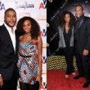 Tyler Perry and Gelila Bekele