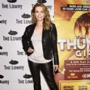 Emma Samms – Thunder Girls Press Night in Manchester - 454 x 614