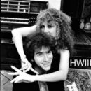 Benmont Tench and Stevie Nicks by HWIII