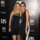 Rita Ora attends the DKNY Artworks London on June 12, 2013 in London, England - 454 x 715