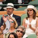Emma Watson – 2018 Wimbledon Tennis Championships in London