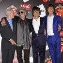 The Rolling Stones celebrate their 50th anniversary with an exhibition at Somerset House on July 12, 2012 in London, England - 454 x 358