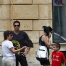 Matthew Fox-July 6, 2009-Matthew Fox and Family in Spain - 395 x 594