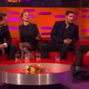 Henry Cavill- January 26, 2018- Graham Norton Show