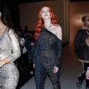 Bella and Dani Thorne – Sherri Hill Fashio Show in NYC - 454 x 681