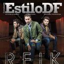 Reik - Estilo Df Magazine Cover [Mexico] (27 June 2016)