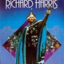 Camelot 1982 National Tour Starring Richard Harris