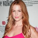 Poppy Montgomery - 5 Annual Pink Party In Santa Monica 09/12/09