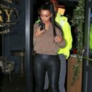 Kim Kardashian – Leaving The Henry Restaurant in Los Angeles