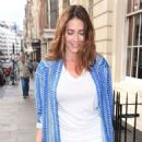 Lisa Snowdon Davidson Book Launch Party In London