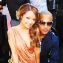 Tila Tequila and T.I. at 2009 MTV Movie Awards - 454 x 578