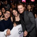 Sam Heughan - The 41st Annual People's Choice Awards - Arrivals