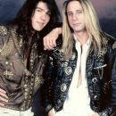 Dana Strum & Mark Slaughter - 388 x 544