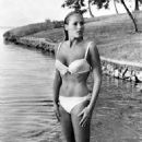 "Ursula Andress in ""Dr. No"" (1962)"