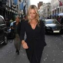 Kate Moss at the Stella McCartney store on Bond St in London - 454 x 772