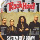 John Dolmayan, Daron Malakian, Serj Tankian & Shavo Odadjian