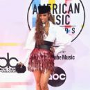 Tyra Banks – 2018 American Music Awards in Los Angeles - 454 x 658