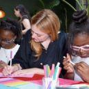 Dakota Fanning – 2018 International Day of the Girl in LA