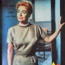 Joan Crawford - Cine Revue Magazine Pictorial [France] (9 May 1963) - 454 x 626