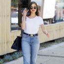 Olivia Culpo Heads Out Shopping in West Hollywood - 410 x 600
