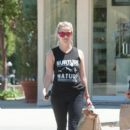Reese Witherspoon is seen out and about after going to the gym on May 22, 2016