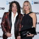 Paul Stanley and Erin Sutton attend the 35th Annual ASCAP Pop Music Awards at The Beverly Hilton Hotel on April 23, 2018 in Beverly Hills, California - 413 x 600