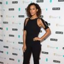 Rochelle Humes – 2018 InStyle EE Bafta Rising Star Party in London - 454 x 681