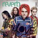 Gerard Way, Ray Toro, Mikey Way, Frank Iero - Reverb Magazine Cover [Australia] (February 2012)