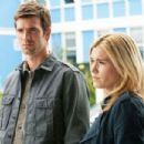 Lucas Bryant and Emily Rose SyFy's Haven