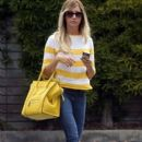 Actress Ashley Tisdale out running some errands in Santa Monica, California on July 24, 2013
