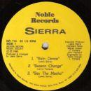 Sierra Album - Rain Dance