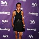Aisha Tyler - EW And SyFy Party During Comic-Con 2010 At Hotel Solamar On July 24, 2010 In San Diego, California - 454 x 586