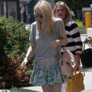 Dakota Fanning FAB TO DRAB