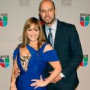 Esteban Loaiza and Jenni Rivera