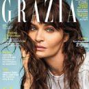 Helena Christensen - Grazia Magazine Cover [France] (7 June 2019)