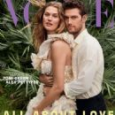 Toni Garrn and Alex Pettyfer - Vogue Magazine Cover [Germany] (June 2020)