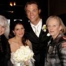 More Padalecki wedding photos