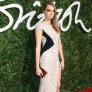 Cara Delevingne British Fashion Awards In London
