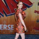 Madelaine Petsch – 'Spider-Man: Into The Spider-Verse' Premiere in Westwood - 454 x 683