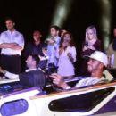 Lewis Hamilton Creates the Ultimate SPG Moment on The St. Regis Abu Dhabi Helipad