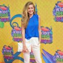 Gigi Hadid 2014 Nickelodeons Kids Choice Awards In La