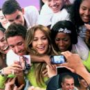 Jennifer Lopez and Casper Smart in Brazil
