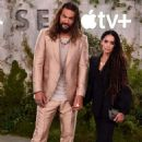 Lisa Bonet and Jason Momoa – 'See' TV Show Premiere in Los Angeles